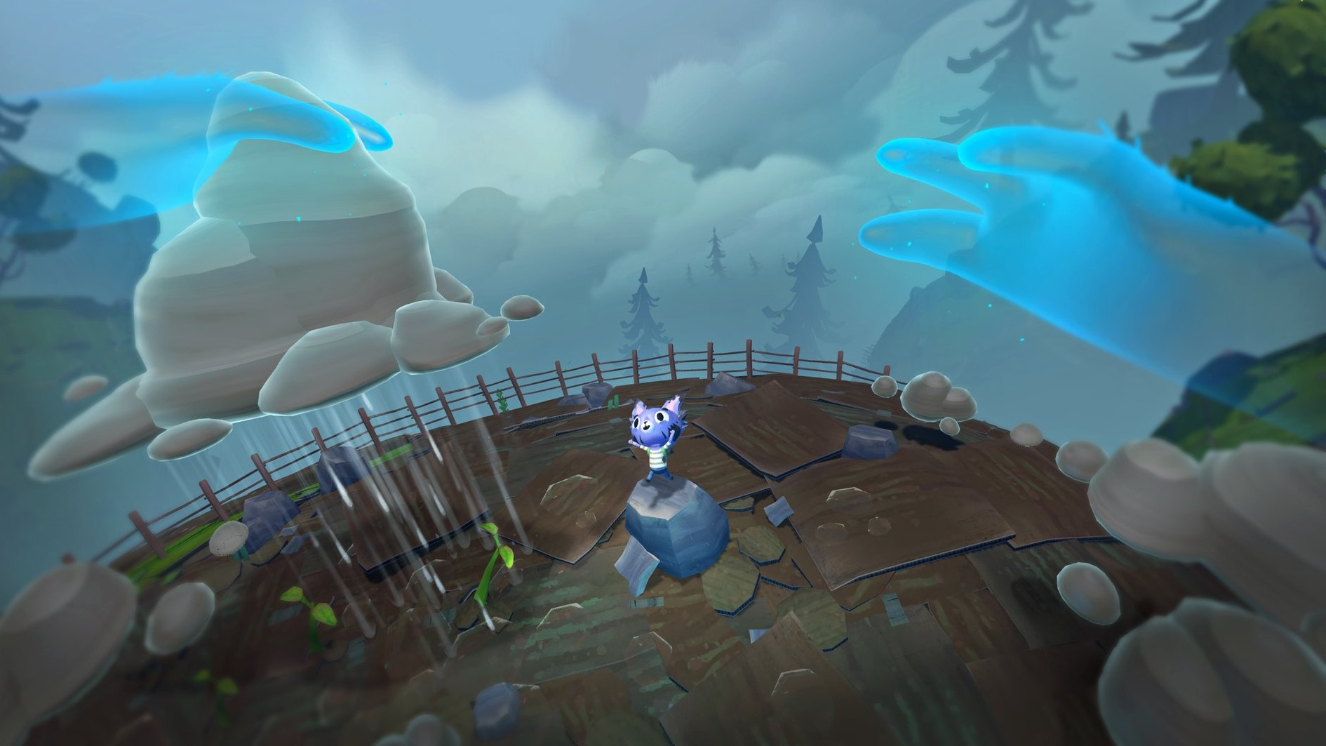 Review: Ghost Giant  screenshot