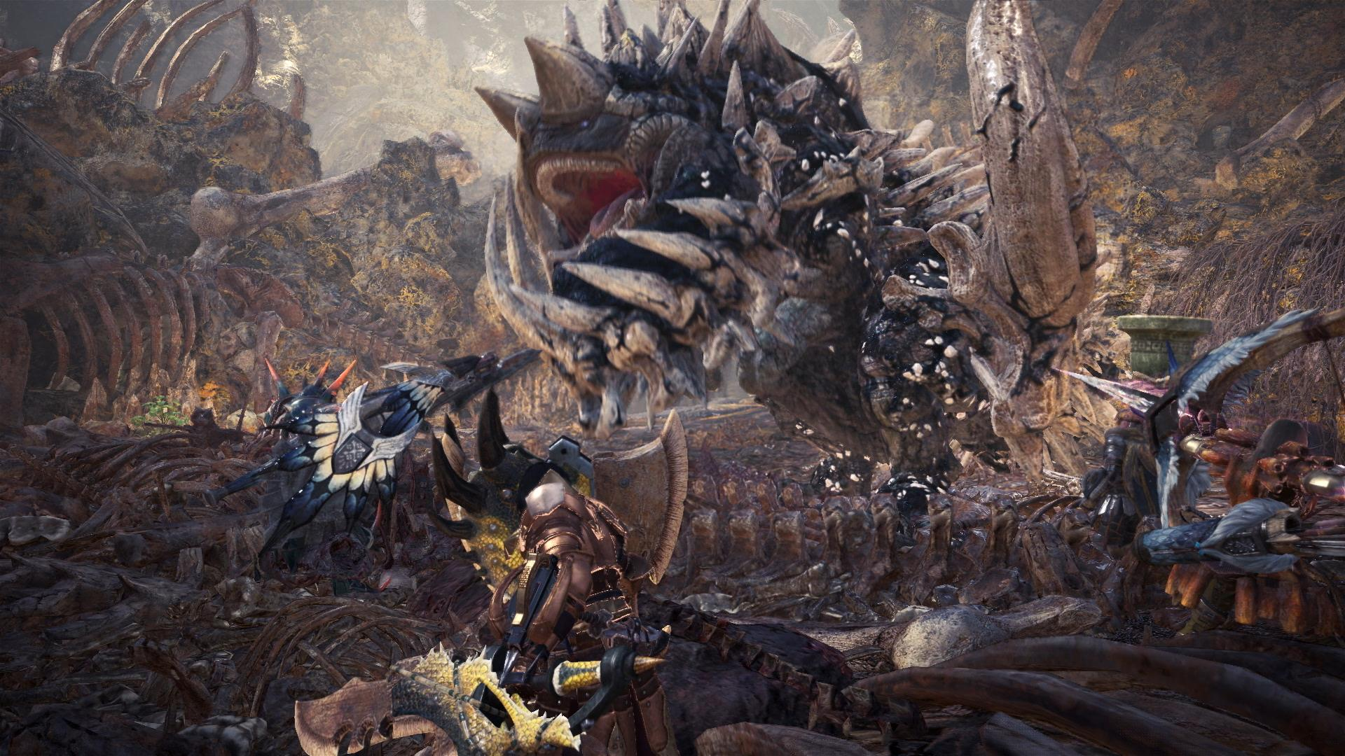 Monster Hunter: World and Prey are fantastic additions to Xbox Game Pass screenshot
