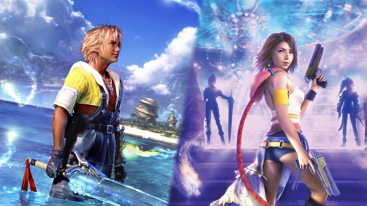 Nintendo Download: Final Fantasy X/X-2 HD Remaster screenshot