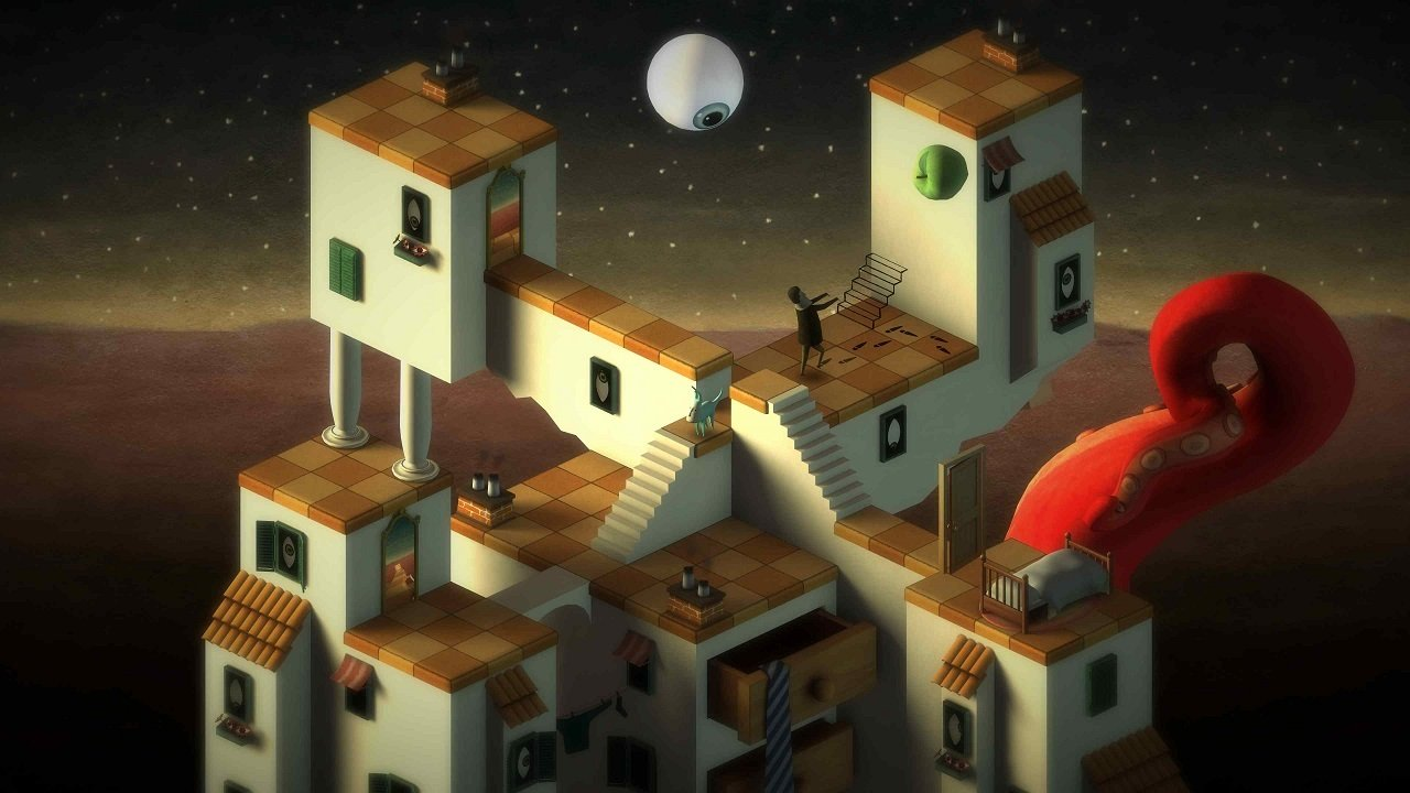 Contest: Win a Switch copy of Back to Bed screenshot