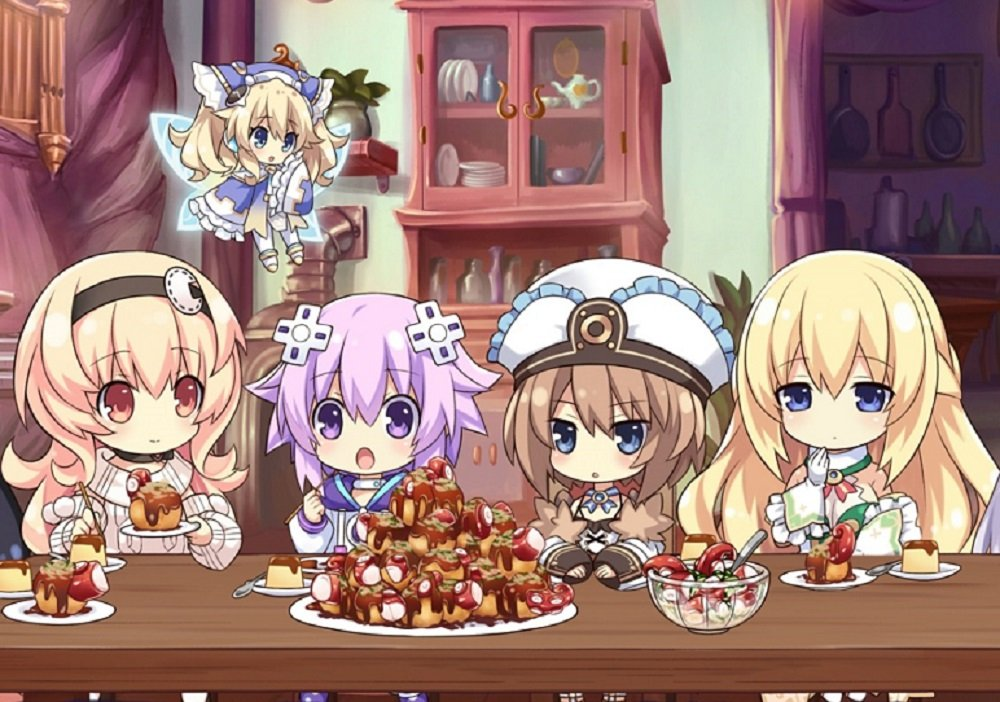Super Neptunia RPG delayed in the west, PS4 version to feature 'modified' scenes screenshot
