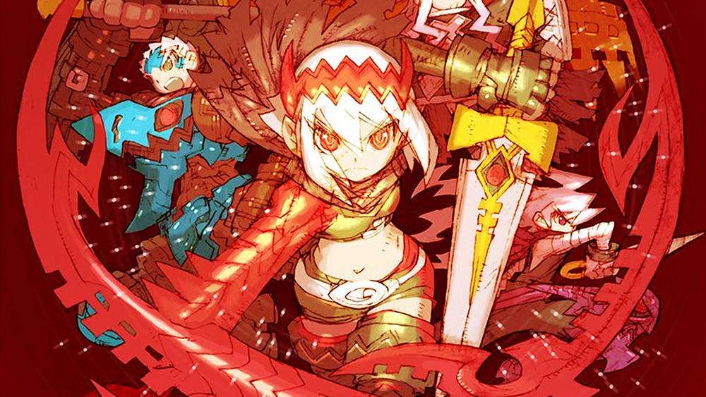Review: Dragon Marked for Death screenshot