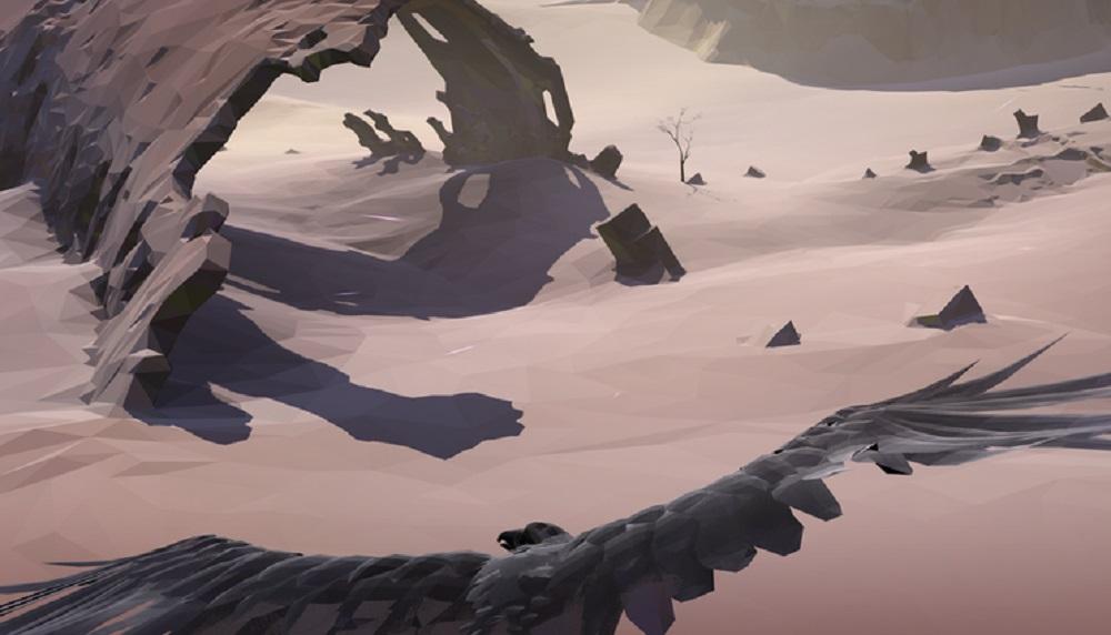 Dramatic indie adventure Vane is headed to PC 'soon' screenshot