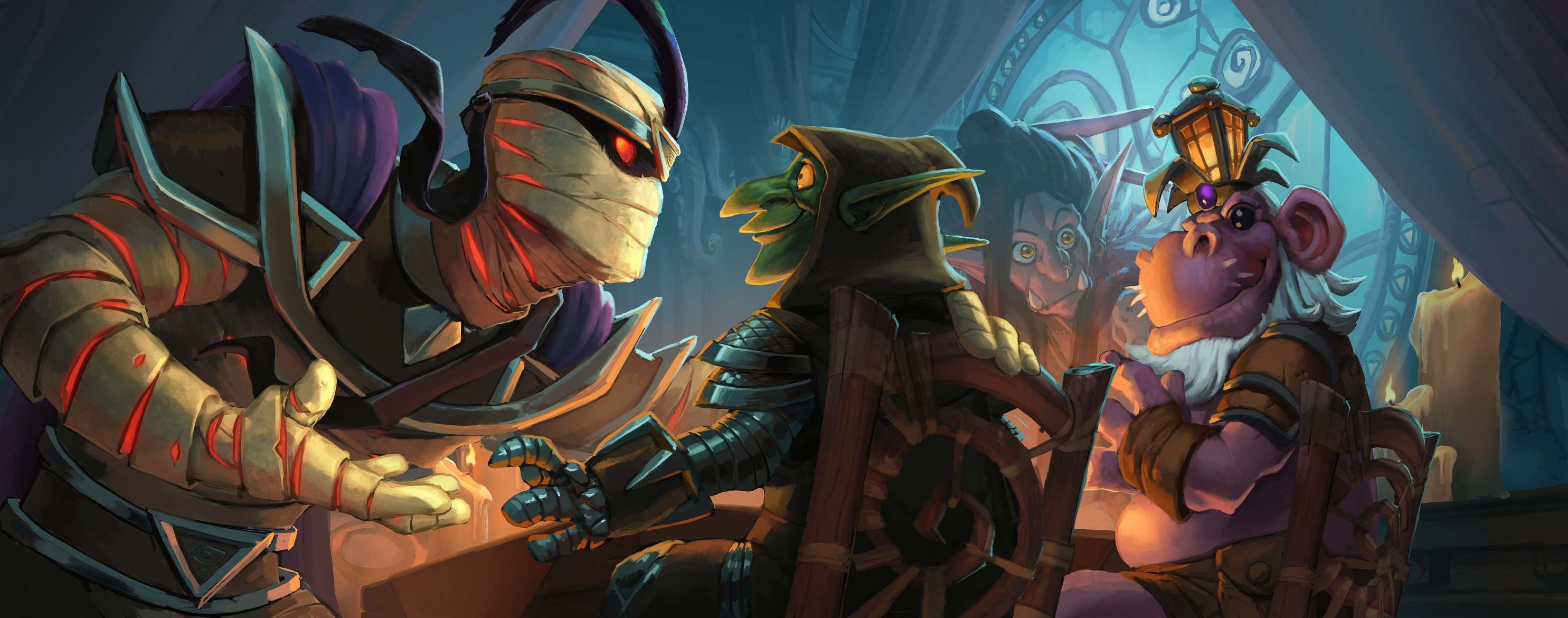 Hearthstone Rise of Shadows decks