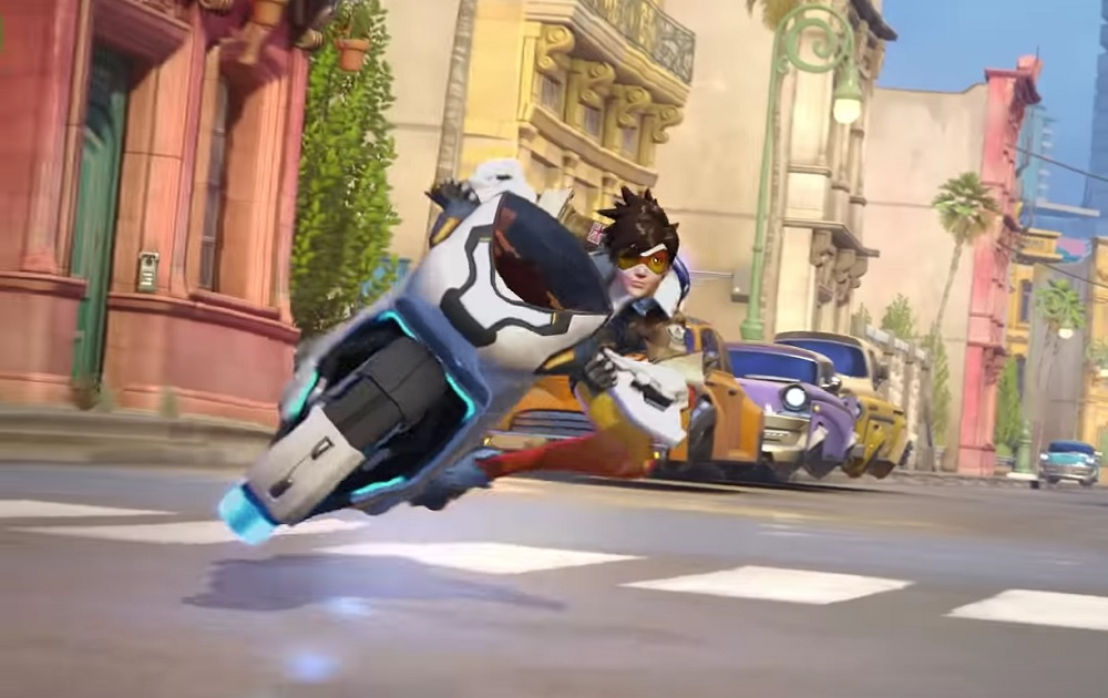 Overwatch hypes Storm Rising event with action-packed trailer screenshot