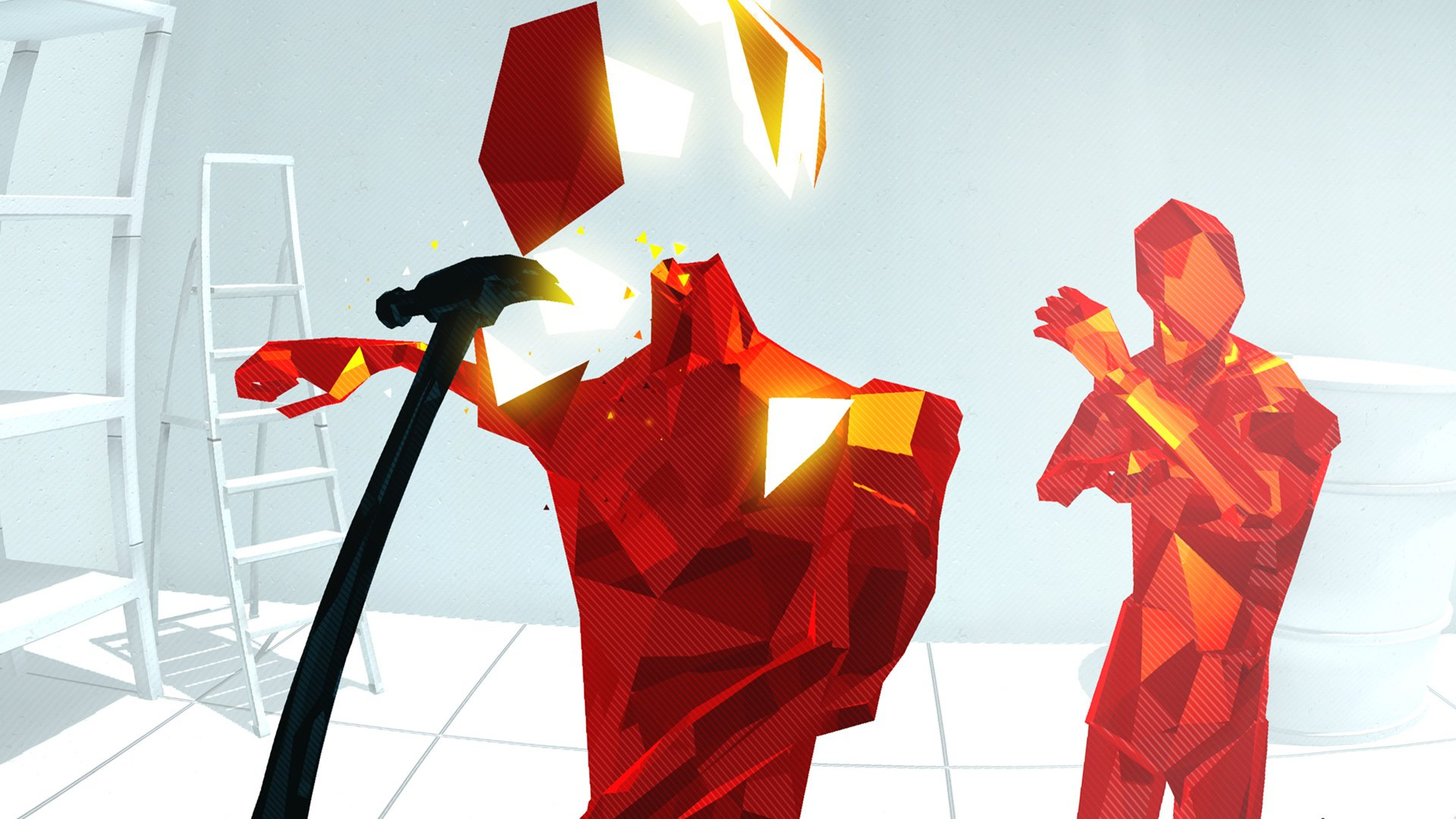 Superhot VR is selling so well, it has earned more revenue than the non-VR original screenshot