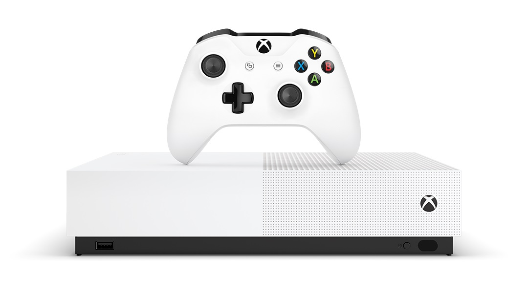 Microsoft's disc-less Xbox One S launches May 7 for $250 screenshot