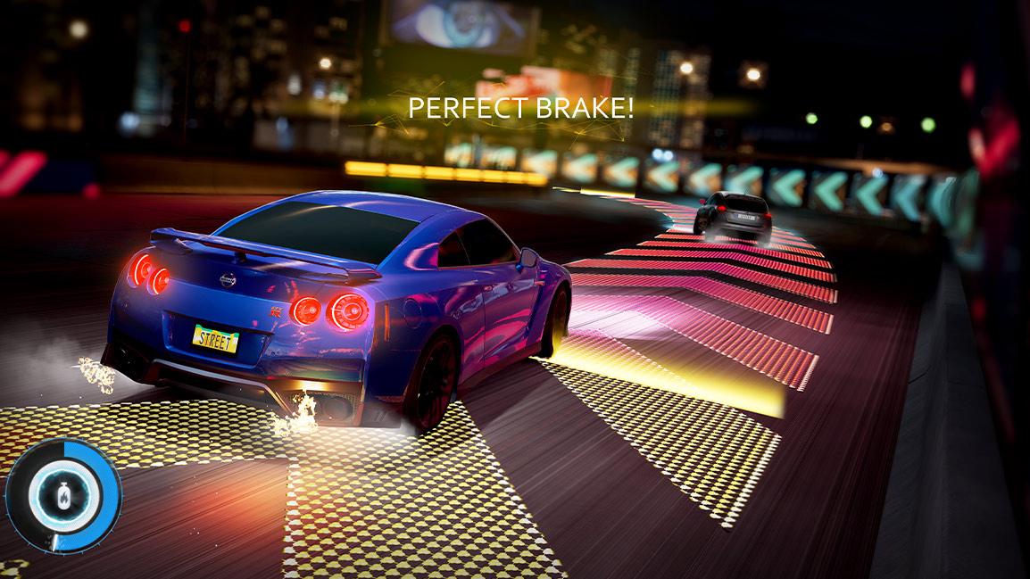 Free-to-play 'cinematic' racer Forza Street slides onto Windows 10 screenshot
