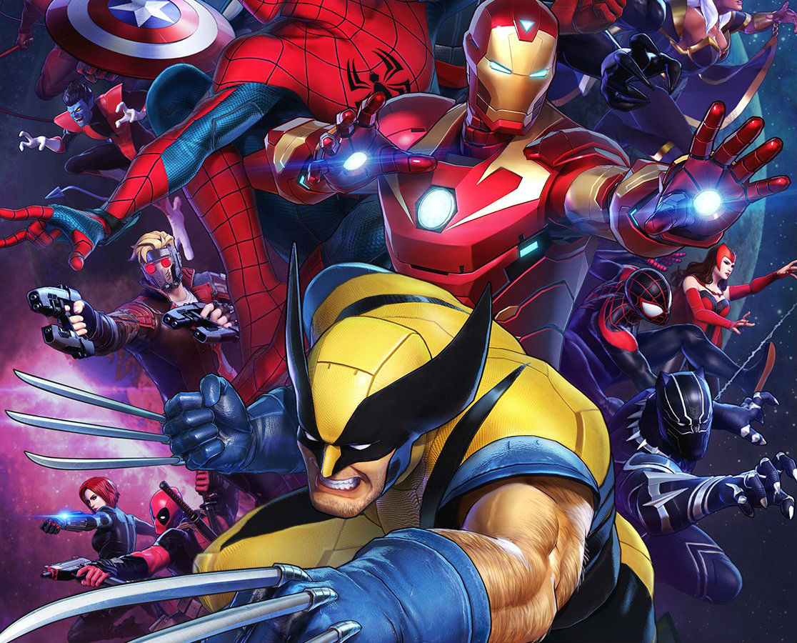 Marvel Ultimate Alliance 3 launches in July with badass box art screenshot