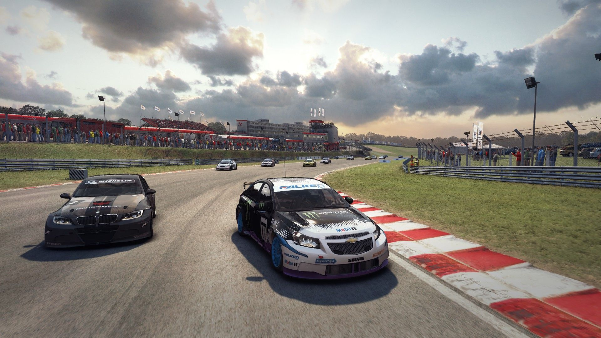 Grid Autosport's Switch trailer boasts 'freedom of control' screenshot