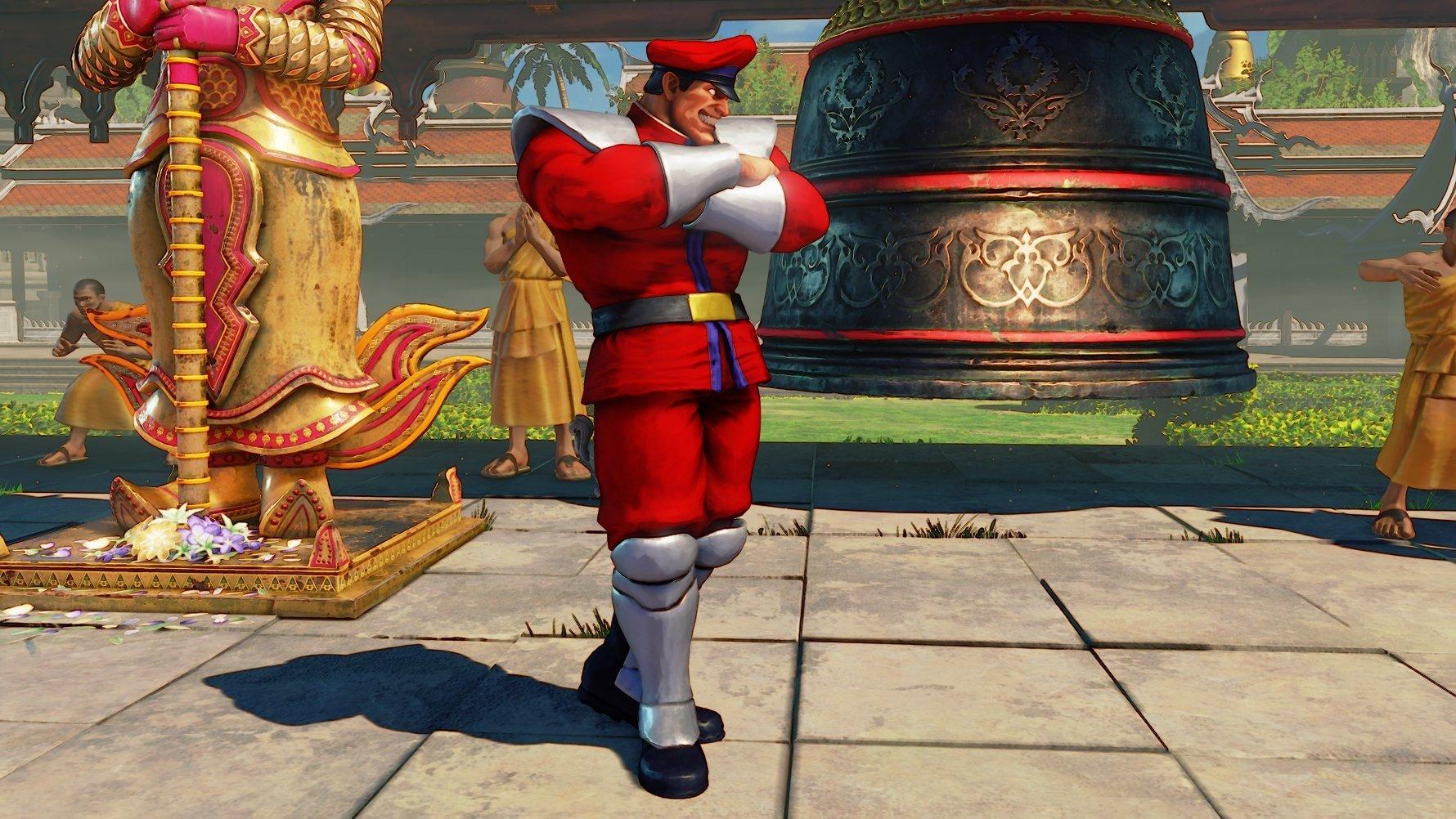 Capcom предлагает бесплатно опробовать Street Fighter V