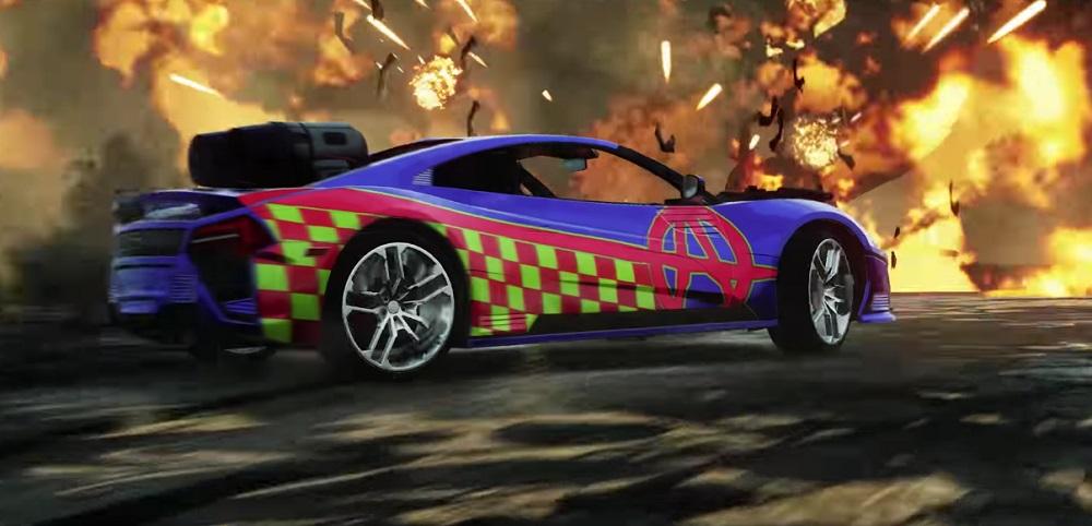 Crash 'n' burn with Just Cause 4's Dare Devils of Destruction DLC screenshot
