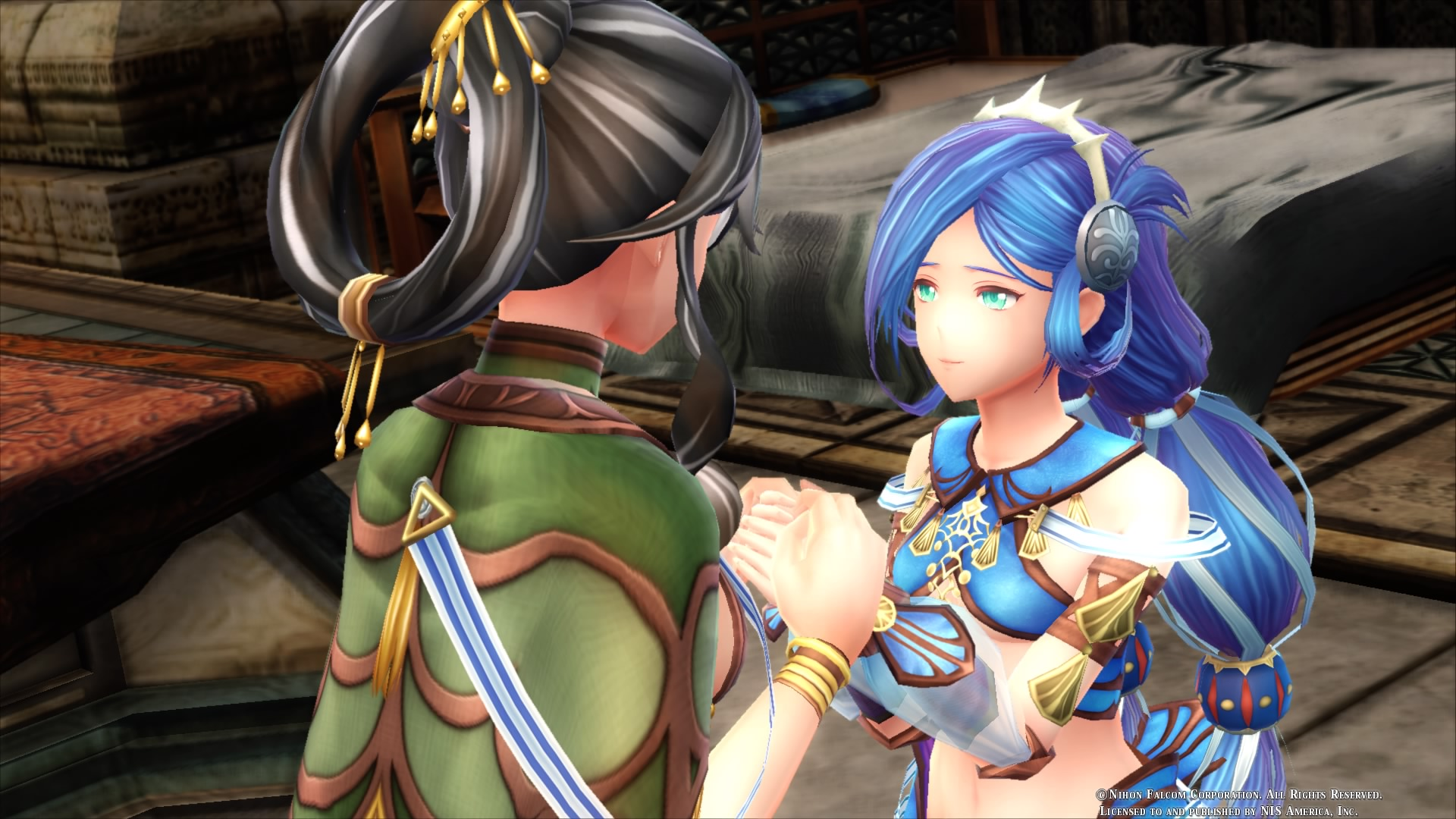 Ys Viii Is Heading To Mobile Devices