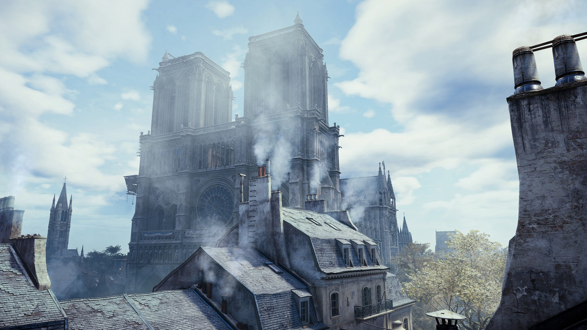 Assassin's Creed Unity is free on PC right now screenshot