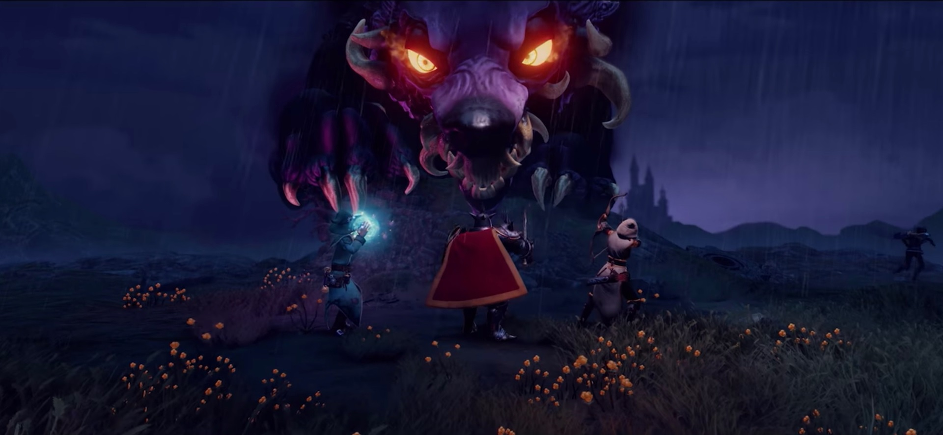 Trine: Ultimate Collection is an easy way to get caught up on the series screenshot