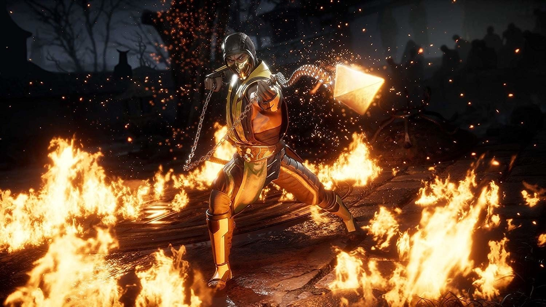Mortal Kombat 11 on Switch finally gets gameplay footage screenshot