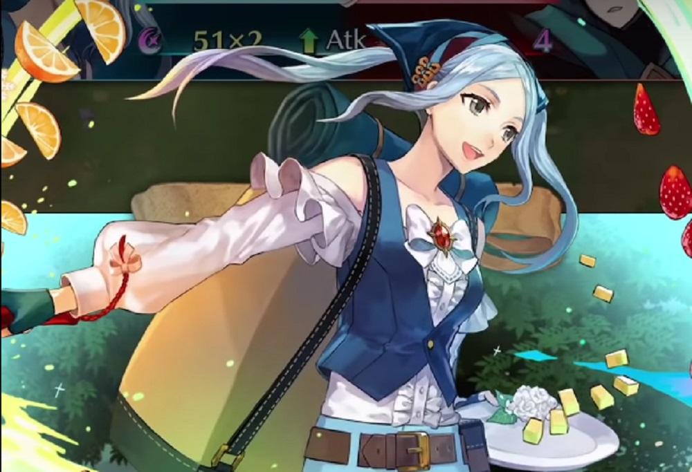 Go on a picnic with Fire Emblem Heroes' springtime warriors screenshot