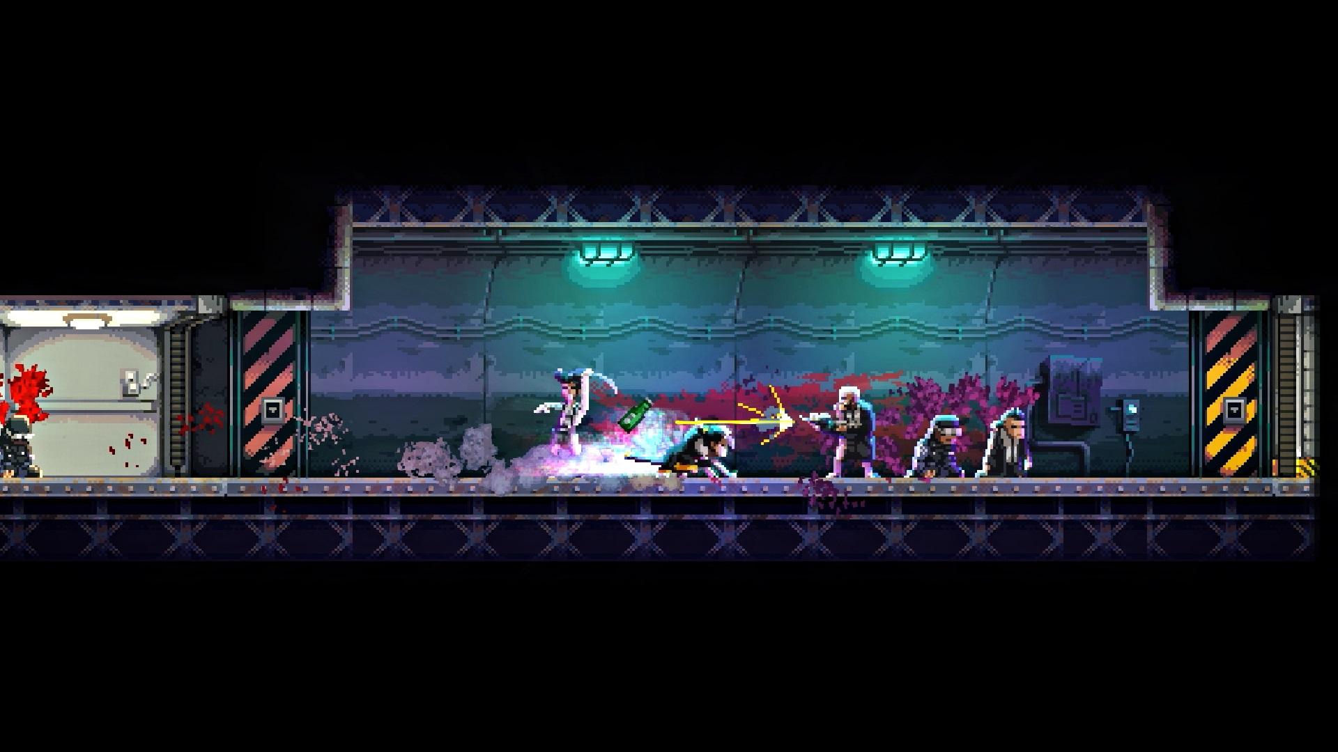 Contest: Win Katana ZERO for Switch or Steam screenshot