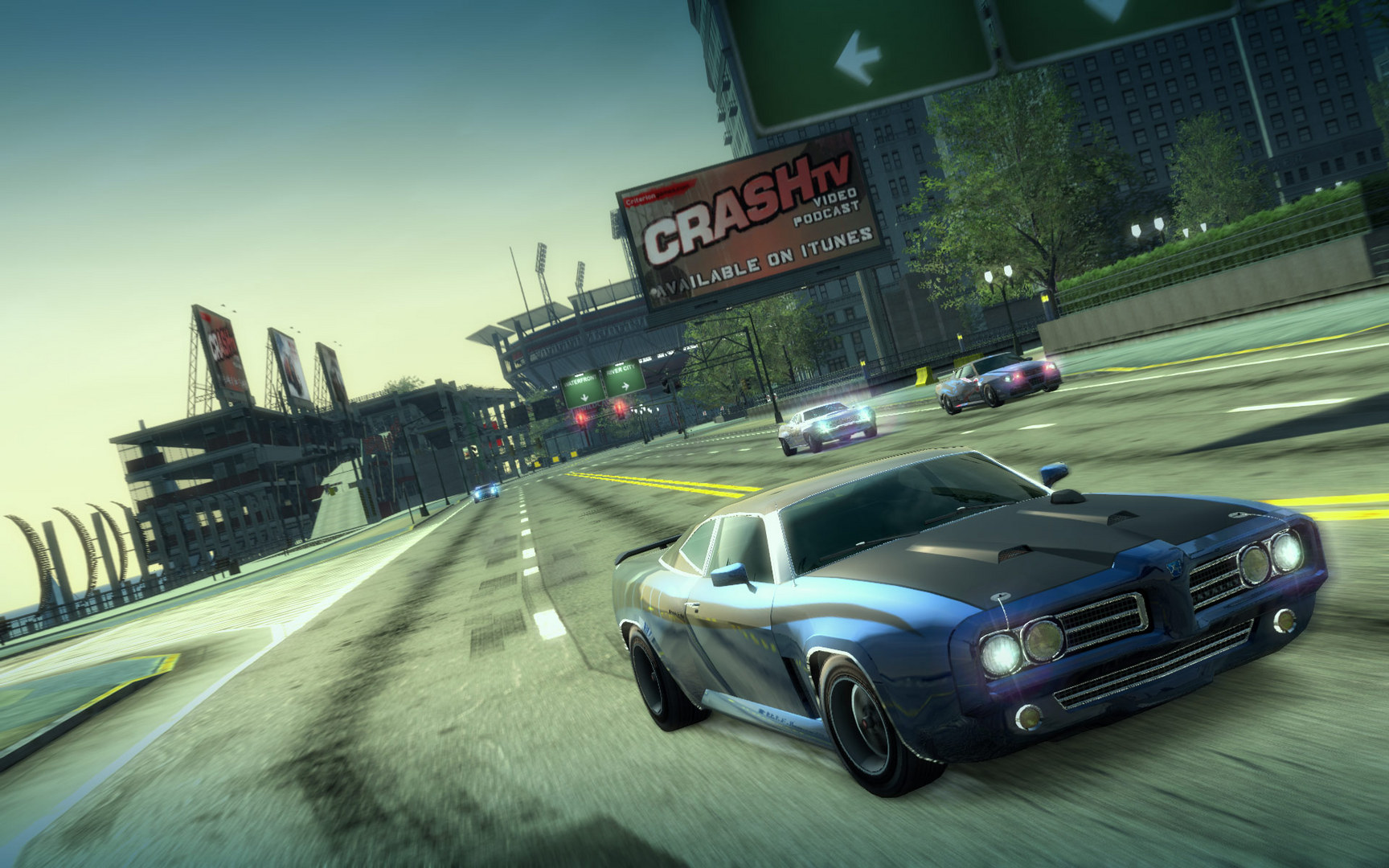 EA is shutting down servers for last-gen versions of Burnout Paradise