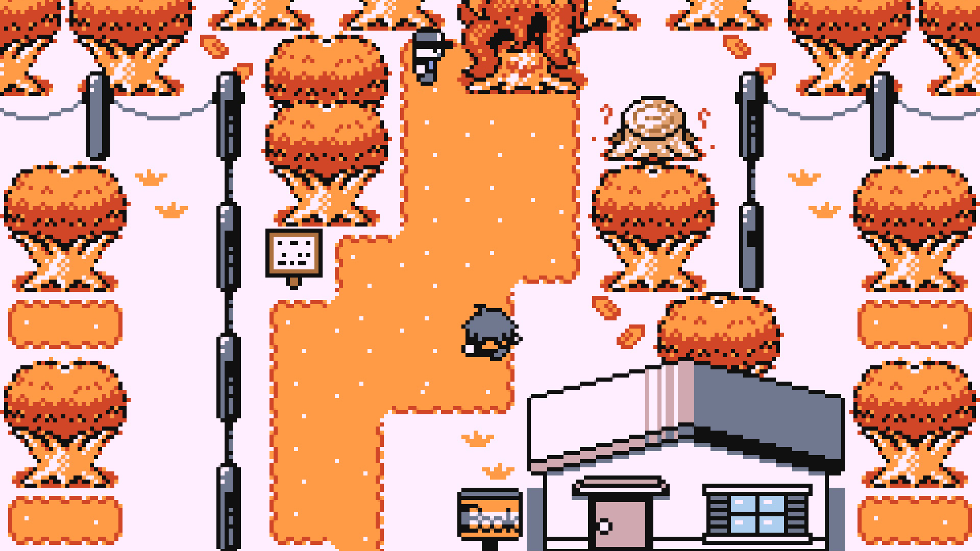 Relive your critter-collecting Game Boy glory days with Disc Creatures screenshot