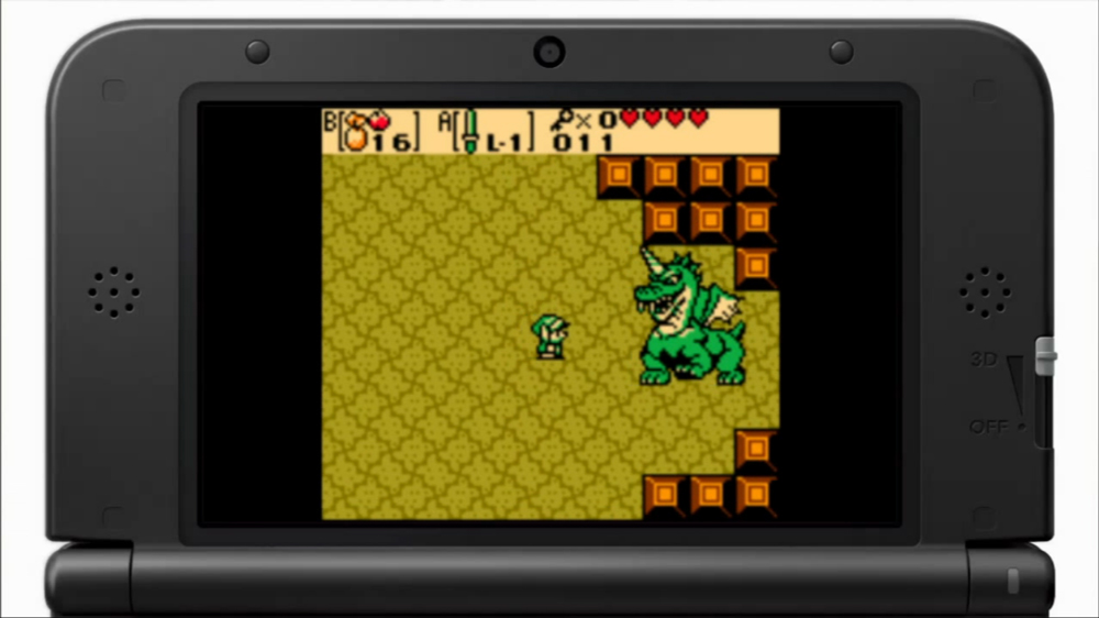 Game Boy games belong on Nintendo Switch Online