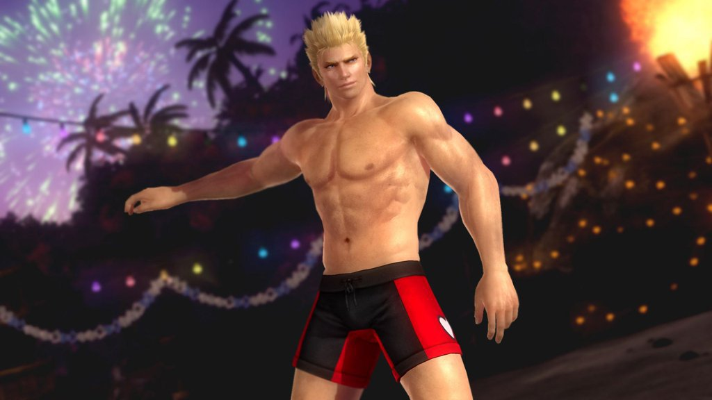 We need an all-male version of Dead or Alive Xtreme screenshot