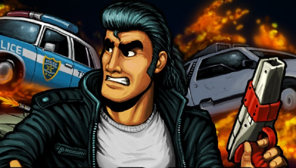 Retro City Rampage DX is getting a limited edition physical release on PS Vita screenshot