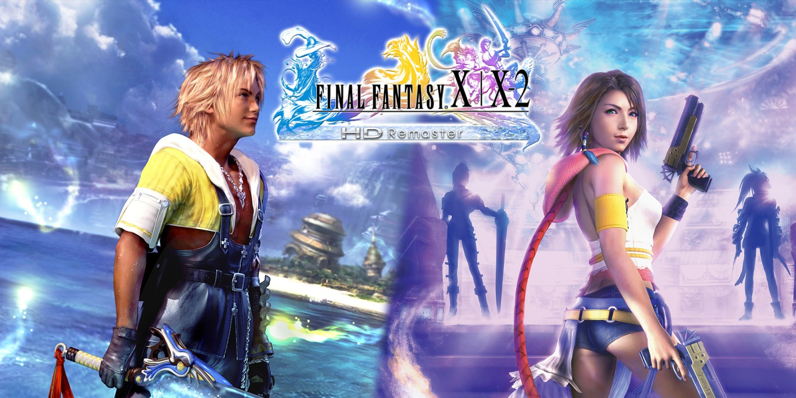 Apparently, the western version of Final Fantasy X-2 requires the