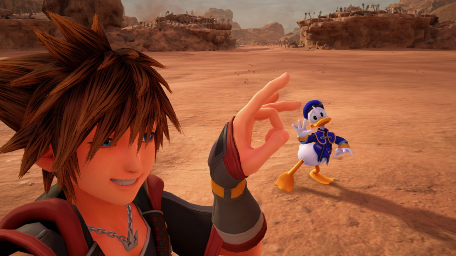 Kingdom Hearts III gets a little bit tougher tomorrow