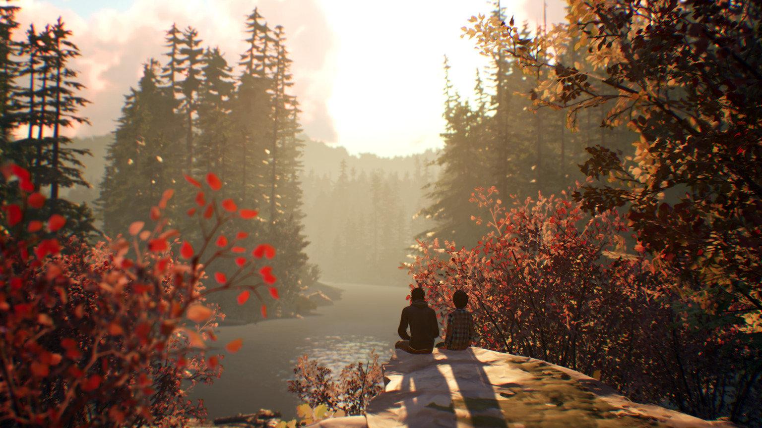 Life is Strange 2 isn't gone-ja, it's reeferning in a couple weeks screenshot