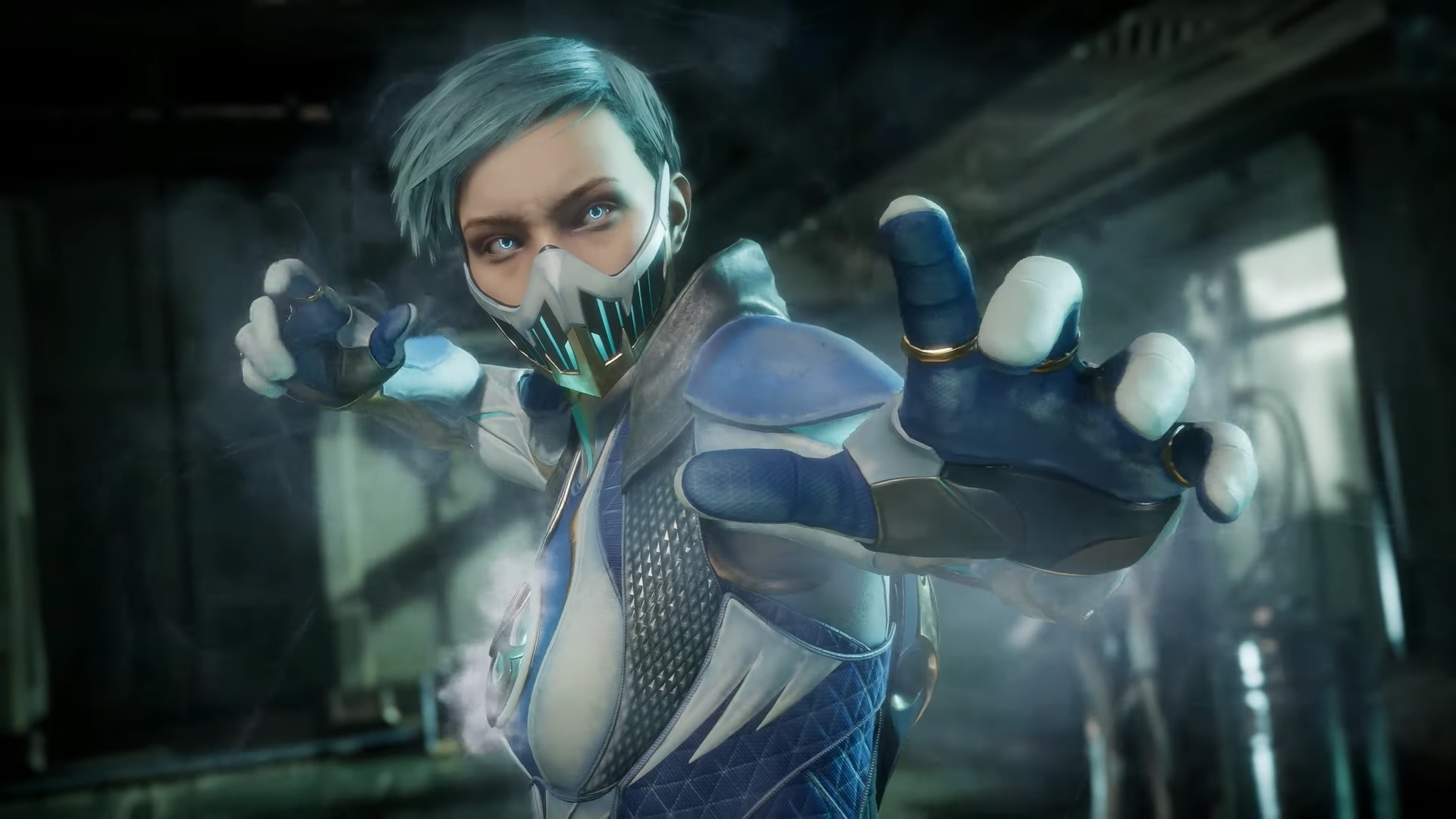 Ice queen Frost will send a chill down your spine in Mortal Kombat 11 screenshot