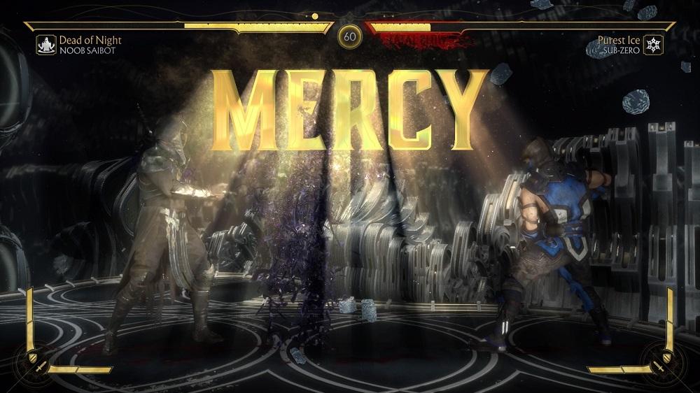 How to perform Mercy in Mortal Kombat 11 screenshot
