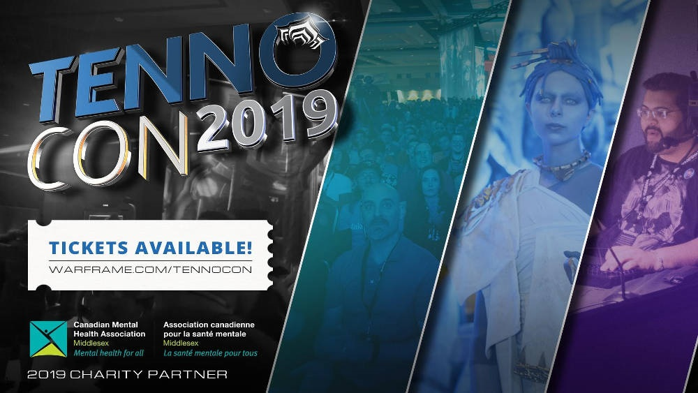 Contest: Win a SOLD OUT Full Day pass to TennoCon! screenshot