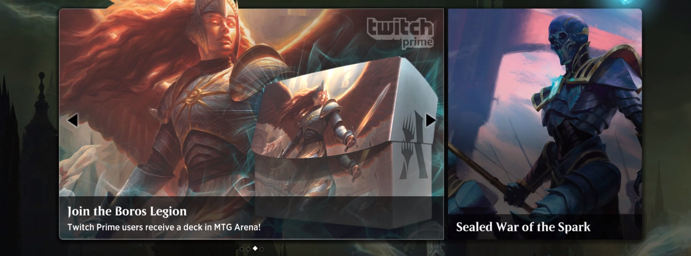 Update) Twitch Prime subscribers are getting a free Magic: The