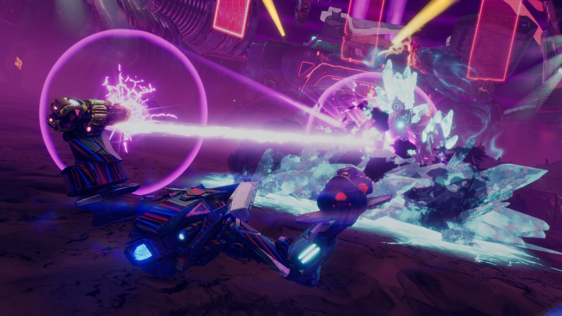 Starlink: Battle for Atlas takes flight on PC next week screenshot
