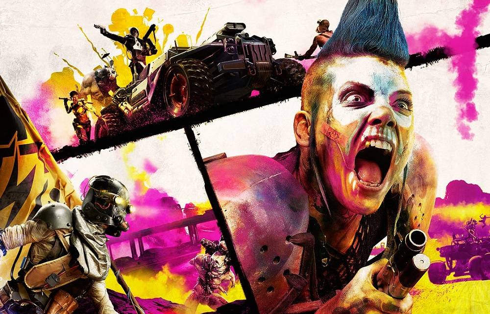What is Rage 2? Find out in this chaotic overview trailer screenshot