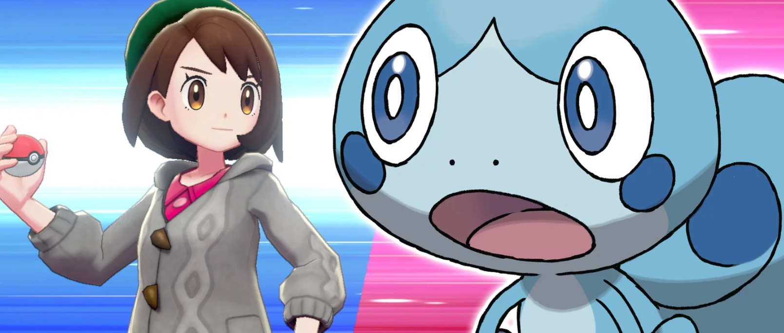 Pokemon Sword & Shield is being developed primarily with handheld play in mind screenshot