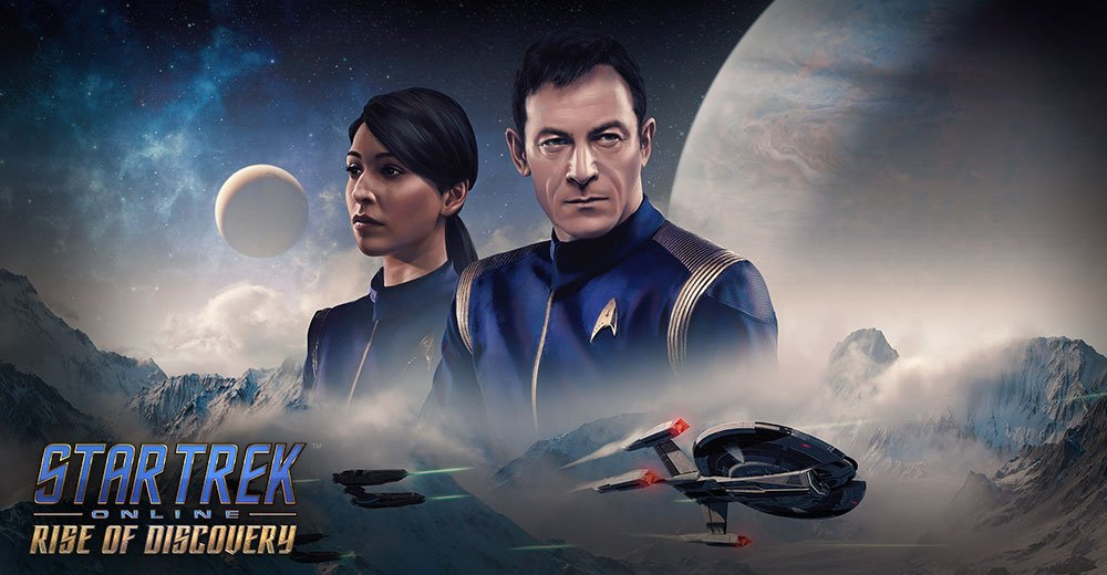 Star Trek Online brings in more Discovery stars for its next expansion screenshot