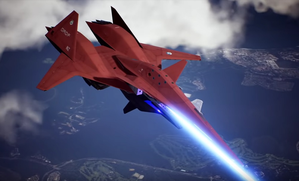 Fly the unfriendly skies with Ace Combat 7's upcoming DLC
