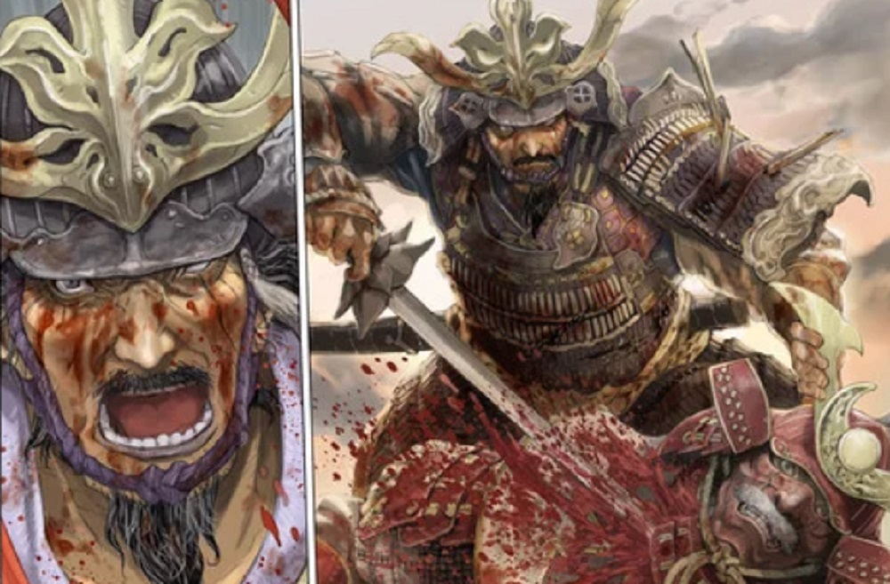 Sekiro: Shadows Die Twice manga coming to Japan next month screenshot