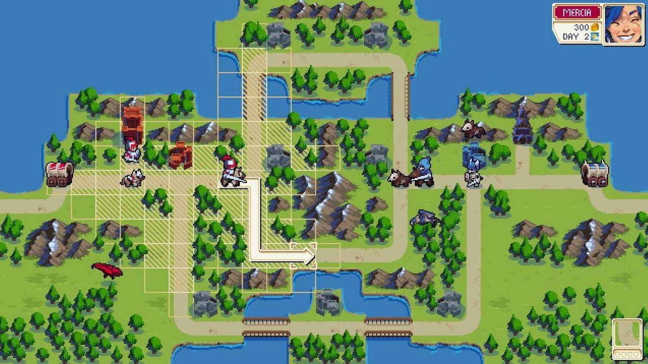 Wargroove will make a great addition to Xbox Game Pass