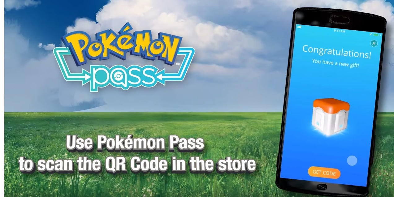 Pokemon Pass app is out now, separate from Pokemon Go screenshot