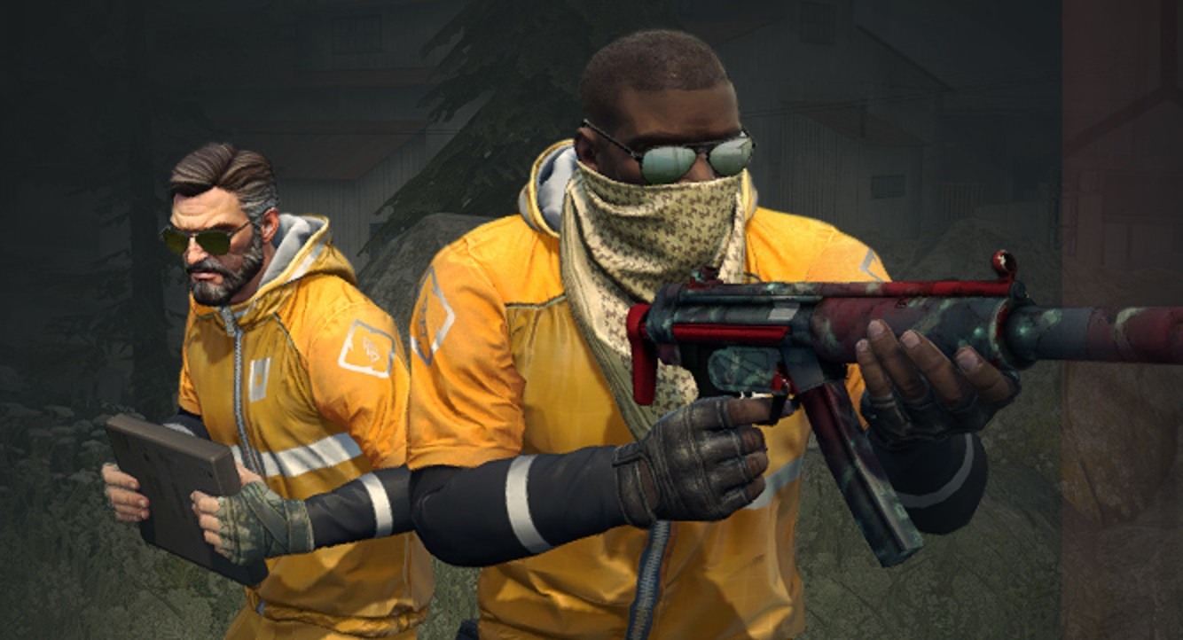 Counter-Strike: Global Offensive's battle royale mode gets respawns and a ping system