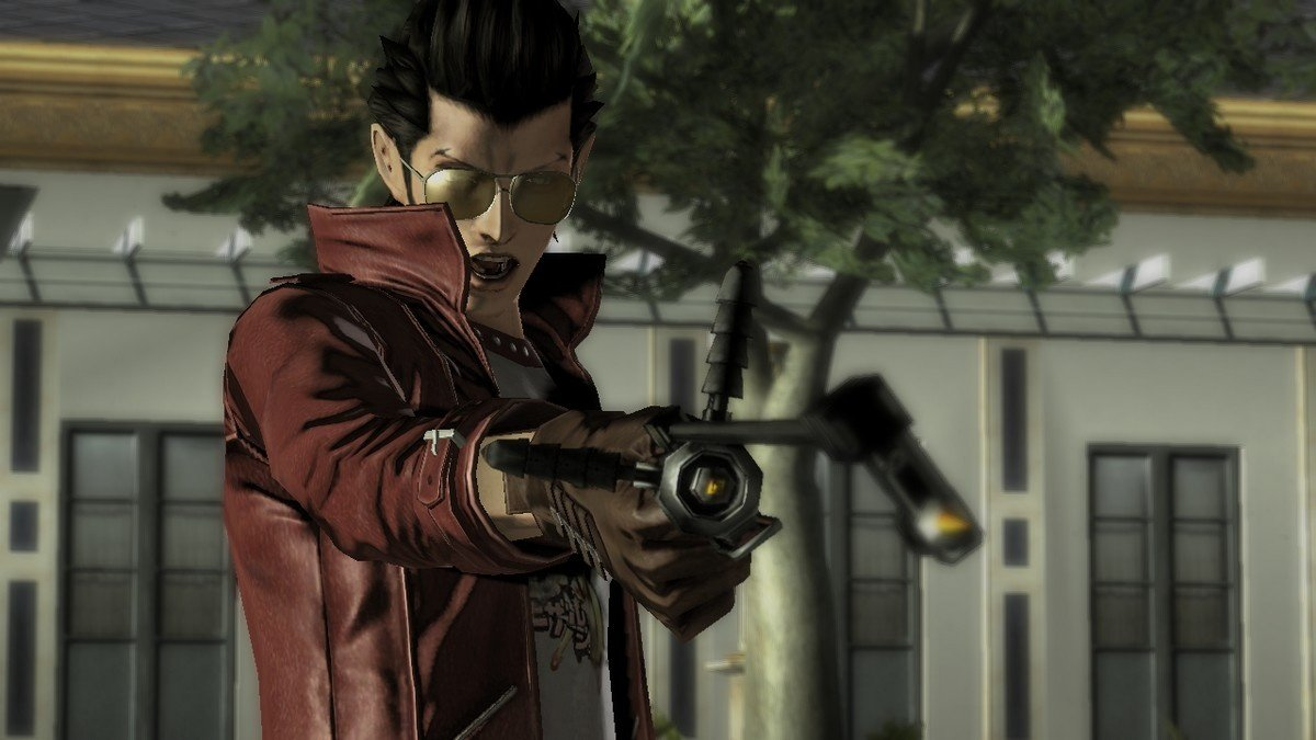 Suda51 teases 'new announcement' later this month at MomoCon 2019