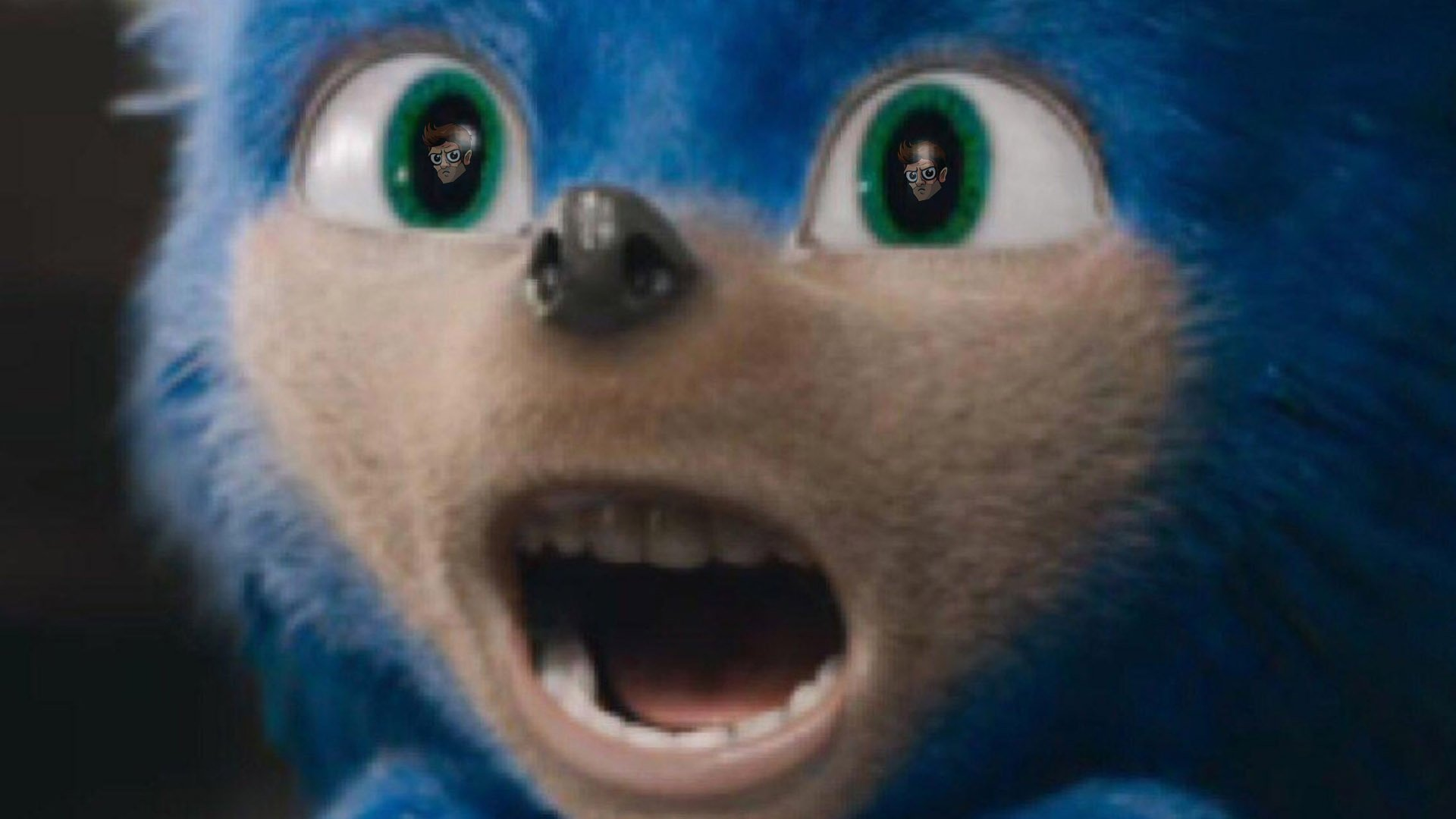 In today's episode of Pregame Discharge, Sonic is still a mistake screenshot
