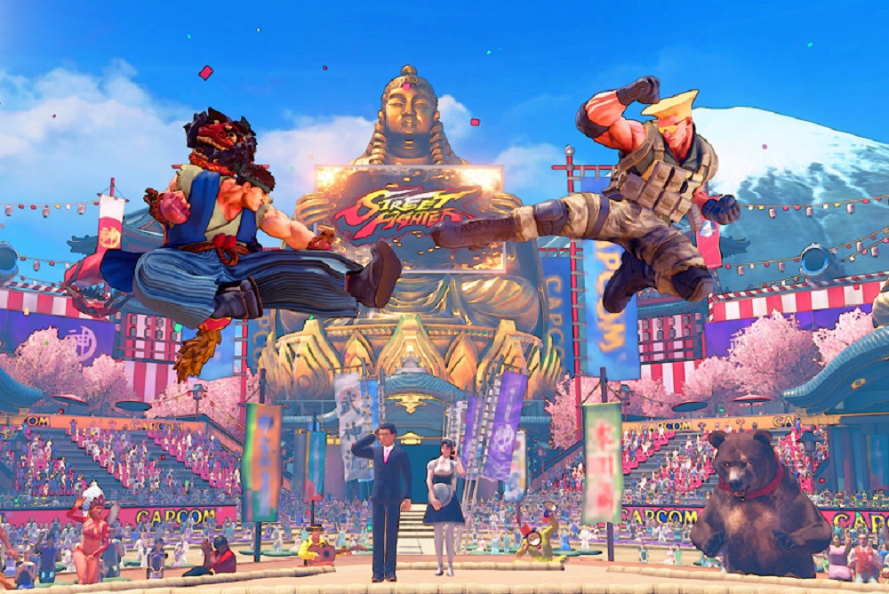 Capcom restructures esports and licensing as Capcom Media Ventures screenshot