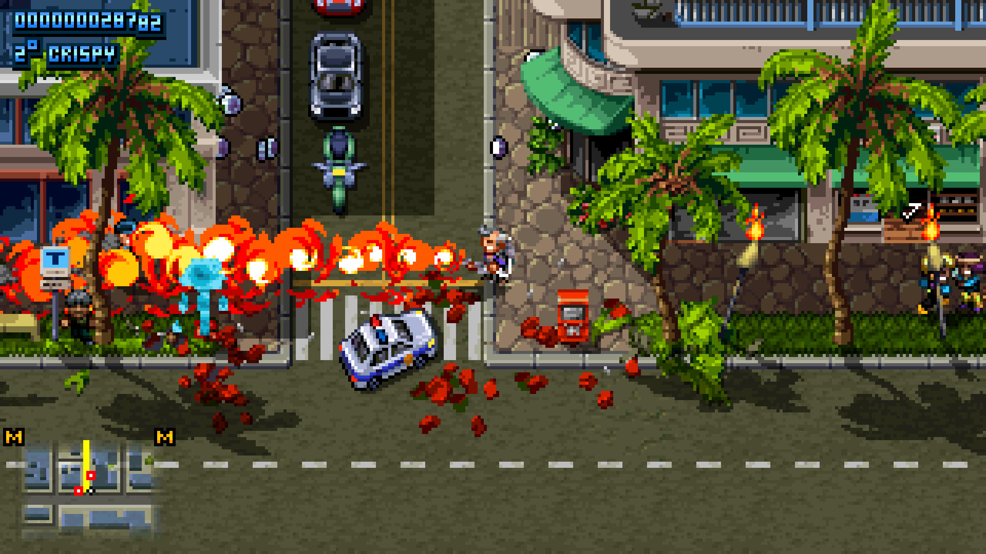 Nintendo Download: Shakedown: Hawaii screenshot