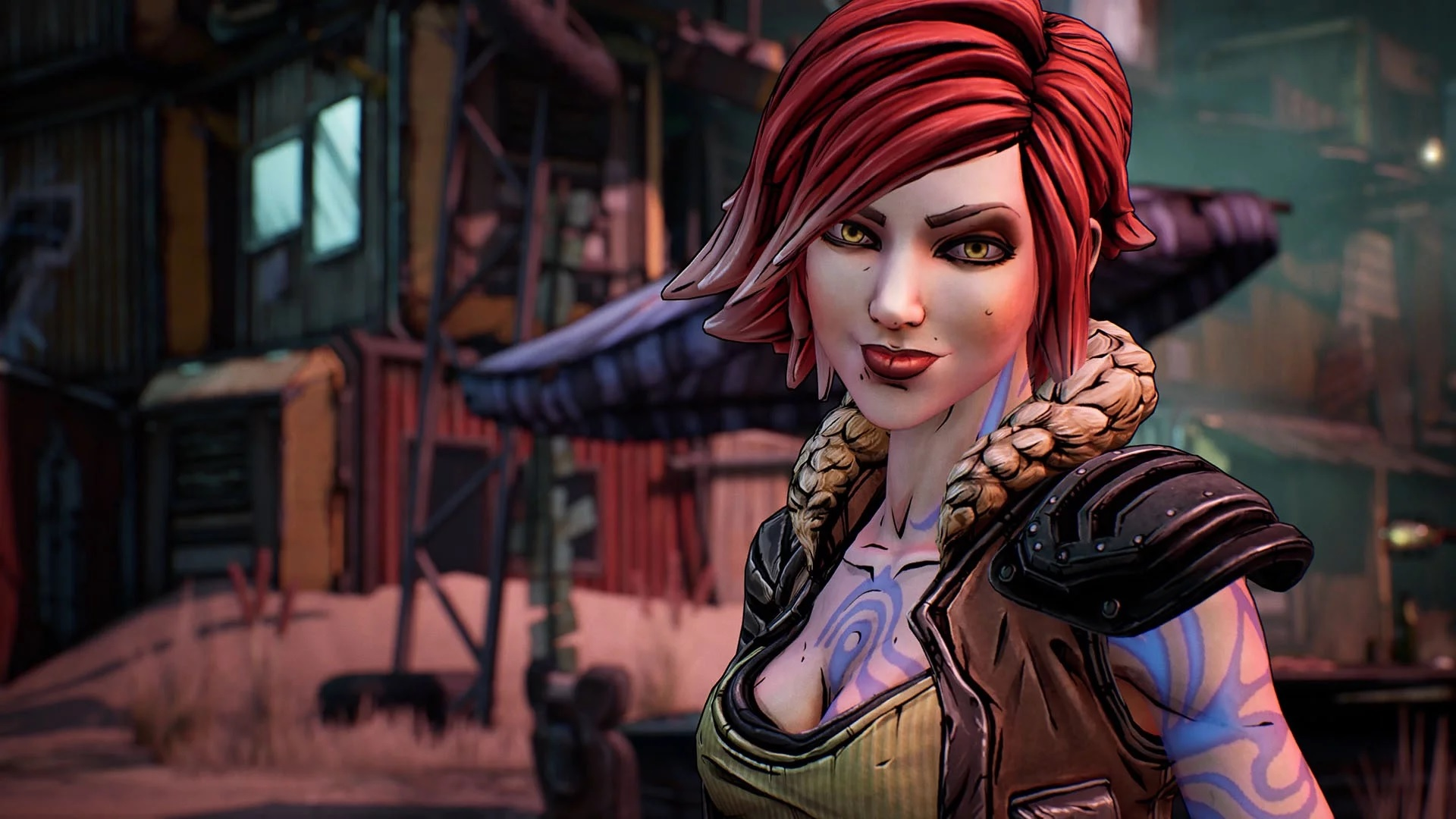 Borderlands 3 aiming for a 60 FPS option on Xbox One X screenshot