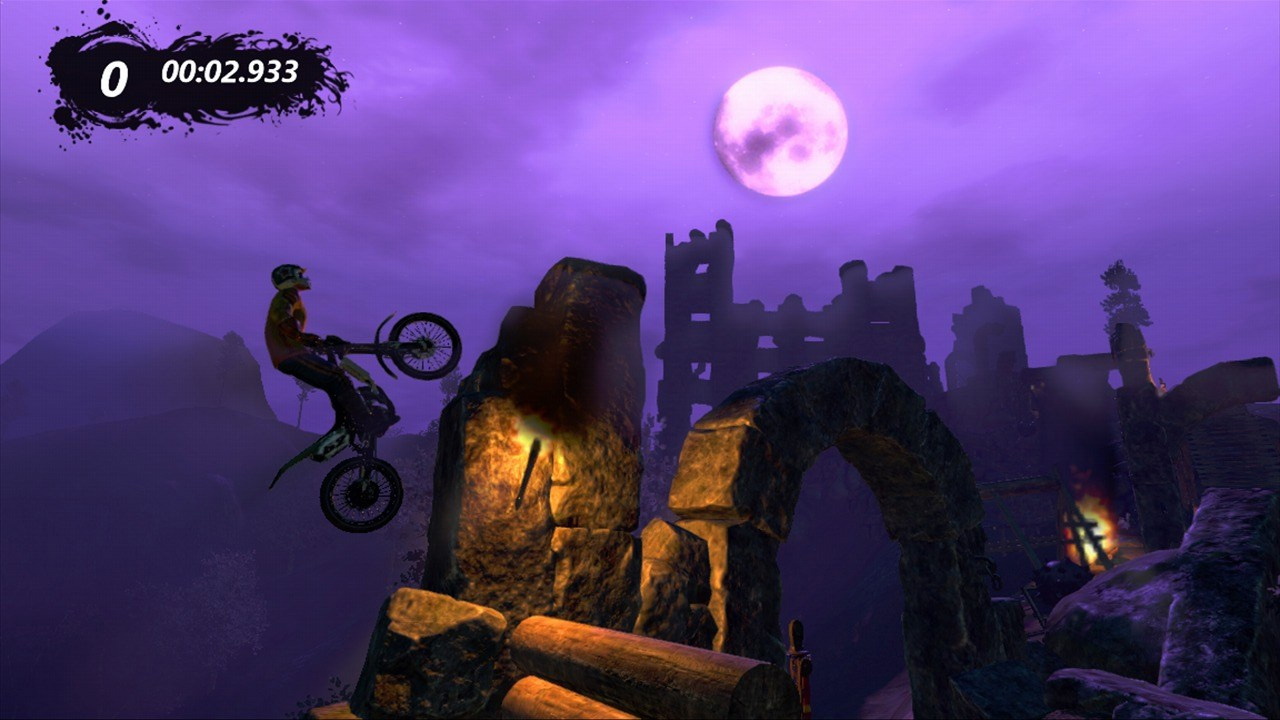 Improve your old times in Trials Evolution now that it's Xbox One compatible screenshot