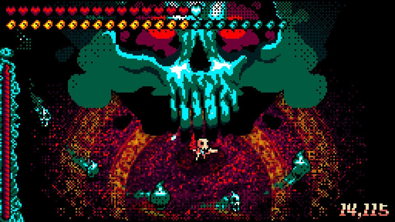 Arena brawler Skelly Selest is destined for my Switch screenshot